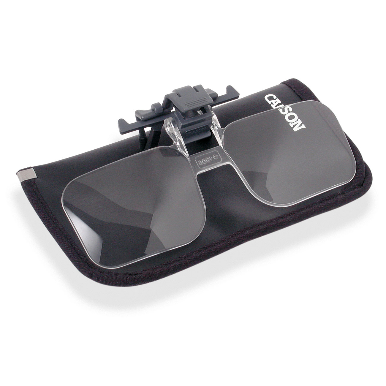 Clip and Flip Magnifying Glass +4.00D - click to view larger image