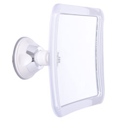 Z-Swivel Power Suction Cup Make-Up Mirror 10X