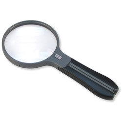 Carson Split Handle LED Lighted Magnifier- 2x-3.5x