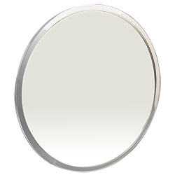 Suction Cup Mirror with 7x Magnification Price: $15.95
