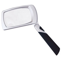 UltraOptix LED Folding 3x Magnifier - Illuminated Handheld Price: $24.75