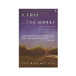 A Loss for Words Price: $12.50