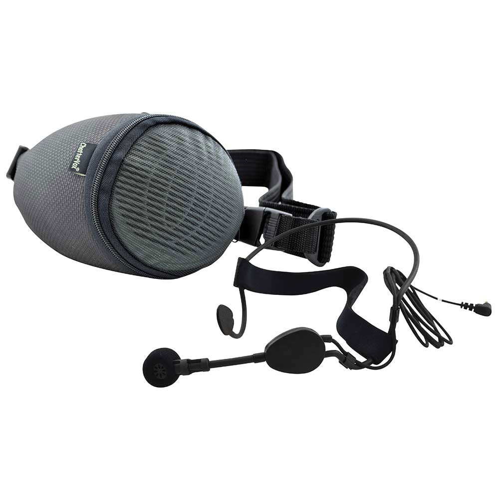 ChatterVOX Model 6 Large Area Personal Voice Amplification System
