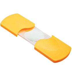 Coil Sliding Pocket Magnifier