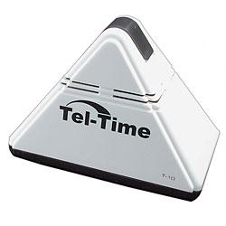 Tel-Time Pyramid Talking Alarm Clock Price: $12.75