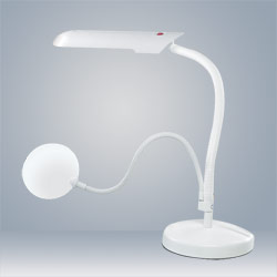 Tabletop Craft Lamp by Daylight