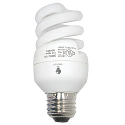 Daylight Energy Savings Bulb - 11w Spiral Price: $17.95