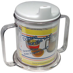 Double Handle Mug Price: $11.95