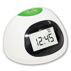 Talking Clock and Temp Desktop Price: $16.95