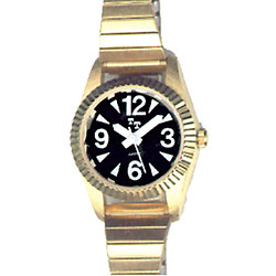 Tel-Time Low Vision Watch: Womens with Expansion Band Price: $24.95