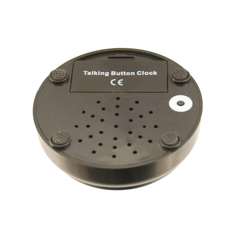 Reizen Extra Large Button Talking Alarm Clock