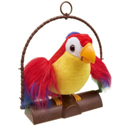The Talking Parrot Price: $14.95