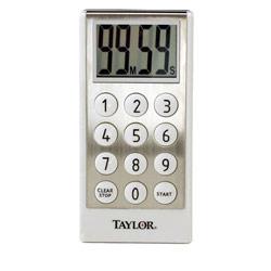 Classic 10-Key Digital Timer