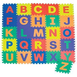 Edu-Tile - 26 Letters