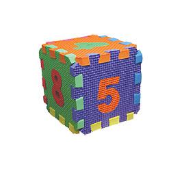 Mini EduTile Number Tiles - 10 Pieces