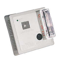 Gentex 90dB Strobe Smoke Alarm for the hearing impaired Price: $109.95