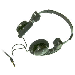 Convertible Style Headphones for E-Scope