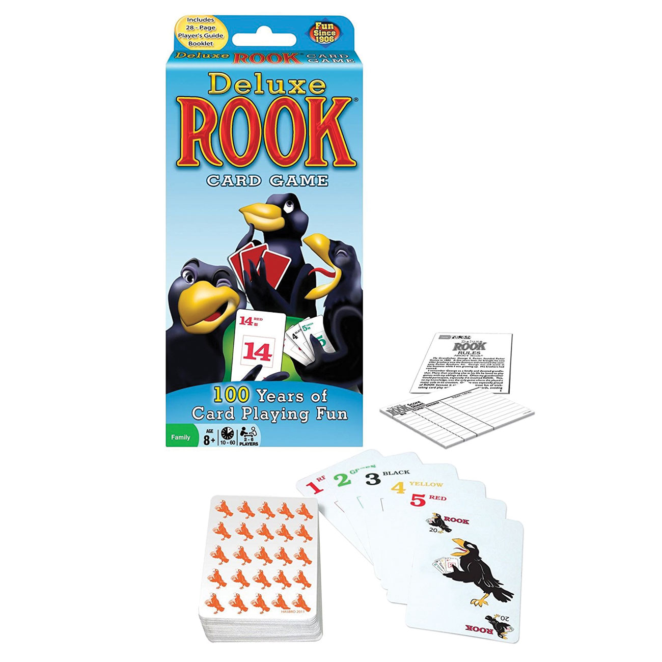 Braille - Rook Cards Price: $17.95