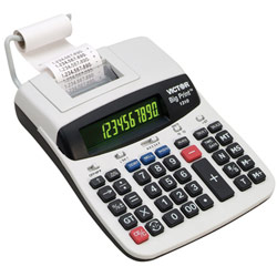 Victor Big Print Calculator for Low Vision Price: $89.95