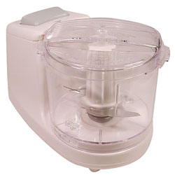 Chop-Chop Micro-Mini Food Processor Price: $27.95