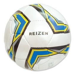 Reizen Firestorm Soccer Ball with Rattle
