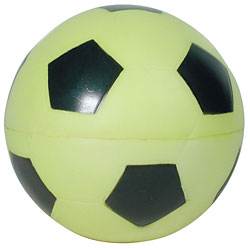 Beeping Foam Soccerball Price: $35.95