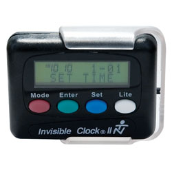 The Invisible Clock II Price: $32.95