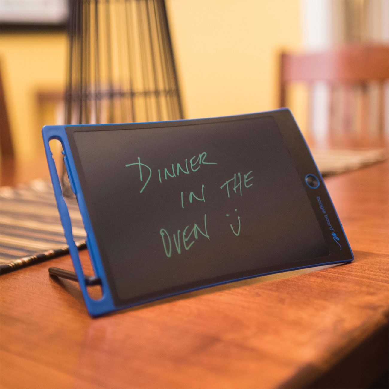 Boogie Board Jot 8.5 LCD eWriter - Blue - click to view larger image