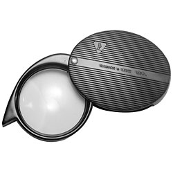 Bausch and Lomb Pocket Magnifier 4X Price: $16.95