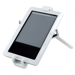 Zelco e-Book Cradle with Hands Free Reading Stand and Adj Velcro Strap