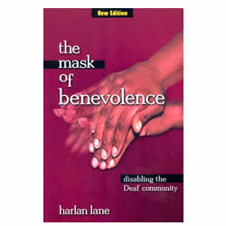 The Mask of Benevolence Book Price: $12.95
