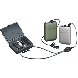 AT-216 Wireless Auditory Assistance Kit - click to view larger image