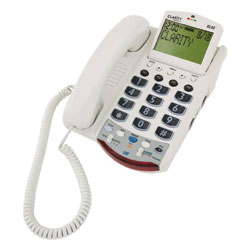 Clarity Digital Extra Loud Big Button Speakerphone With Caller ID (50 dB) Price: $149.95