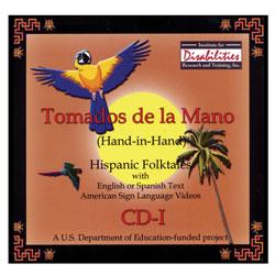 Tomados de la Mano - CD I, CD-Rom Program