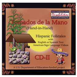 Tomados de la Mano - CD II, CD-Rom Program