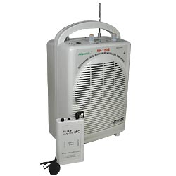 Hisonic Wireless PA System