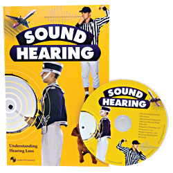 Sound Hearing CD and Booklet Price: $12.95