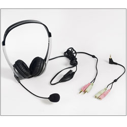 Geemarc CLA3 Hearing Aid Compatible Headset Price: $62.95