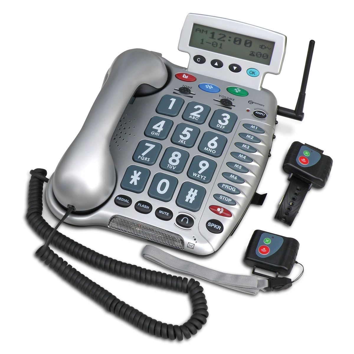 Emergency Connect Phone Price: $135.95