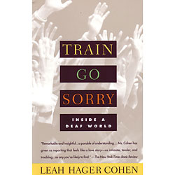Train Go Sorry Price: $15.99