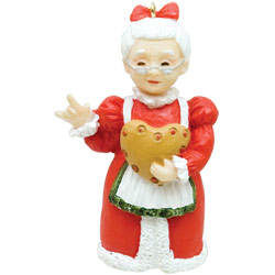 Mrs. Claus Ornament Price: $11.65
