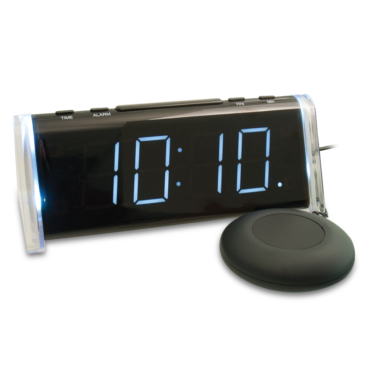 Reizen Alarm Clock with Bed Shaker - click to view larger image