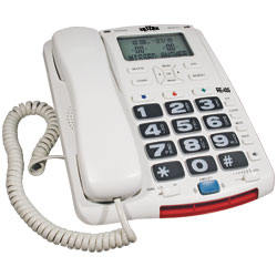 Reizen RE-435 (43dB)Amplified Telephone w/ Caller ID Price: $69.95