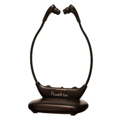 TrueDio Ears 2.3 MHz TV Listening System Price: $129.99