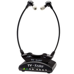 TV Ears 5.0 Analog TV Listening System Price: $129.95
