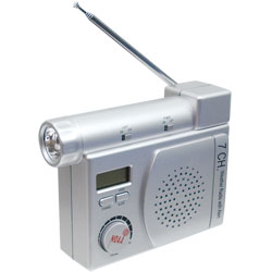 NOAA Emergency Weather Alert Radio Price: $25.95