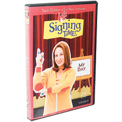 My Day, Signing Times DVD Volume 10