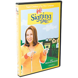 My Neighborhood, Signing Times DVD Volume 11