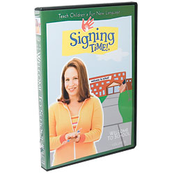 Welcome to School, Signing Times DVD Volume 13