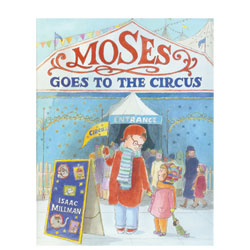 Book - Moses Goes to the Circus